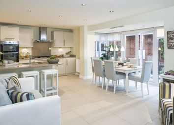 "Thumbnail 4 bed detached house for sale in ""Cornell"" at Holt Road, Horsford, Norwich"