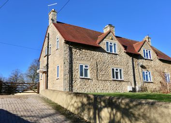 Thumbnail 3 bed semi-detached house for sale in Grove Road, Bladon, Woodstock