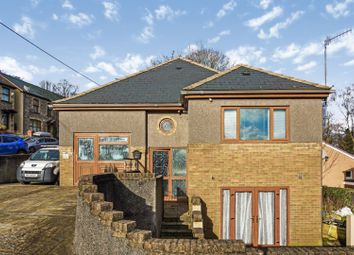Thumbnail 4 bed detached house for sale in Lewis Wood, Pontypool