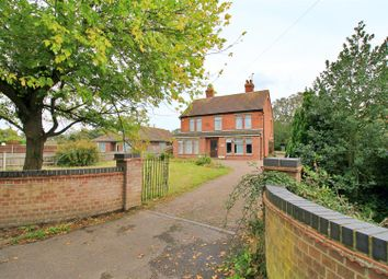 Thumbnail 6 bed detached house for sale in Station Road, Potter Heigham, Great Yarmouth