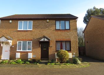 Thumbnail 2 bedroom semi-detached house for sale in Groombridge, Kents Hill, Milton Keynes