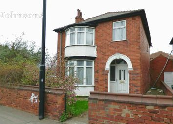 Thumbnail 3 bed detached house for sale in Oak Crest, Bawtry Road, Doncaster