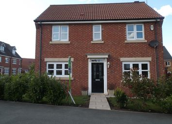 Thumbnail 3 bed detached house to rent in Dukesfield, Shiremoor, Newcastle Upon Tyne