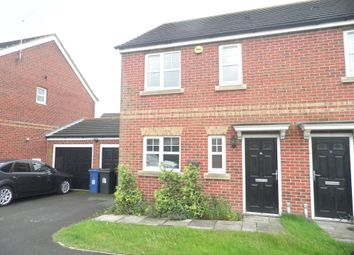 Thumbnail 3 bed semi-detached house for sale in Woodcross Avenue, Grimethorpe, Barnsley