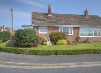Thumbnail 2 bed bungalow for sale in Thoresby Avenue, Bridlington