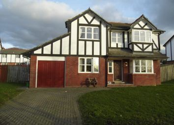 Thumbnail 4 bed detached house to rent in 34 Hollin Bank, Tromode Woods, Braddan