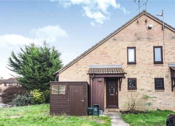 Thumbnail 1 bedroom semi-detached house for sale in Bouchers Mead, Chelmsford, Essex
