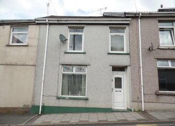 Thumbnail 2 bed terraced house for sale in Court Terrace, Twynyrodyn, Merthyr Tydfil