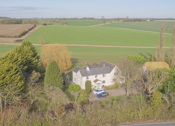 Thumbnail 4 bed farmhouse for sale in Bardfield End Green, Thaxted, Dunmow
