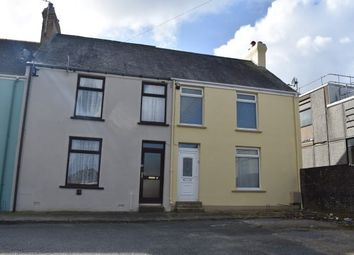 Thumbnail 3 bedroom end terrace house to rent in Bryn Road, Fishguard