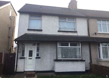 Thumbnail 4 bed terraced house to rent in Botwell Lane, Hayes, Middlesex