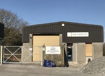 Thumbnail Light industrial to let in Unit 3, Carminow Road Industrial Estate, Bodmin, Cornwall