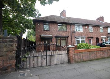 Thumbnail 3 bed end terrace house for sale in Lorenzo Drive, Liverpool, Merseyside
