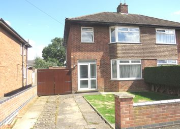 Thumbnail 3 bed semi-detached house for sale in Franklyn Crescent, Peterborough