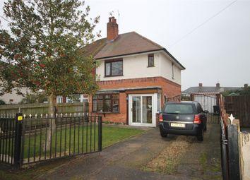 Thumbnail 2 bed semi-detached house for sale in Carlton Road, Newark, Nottinghamshire.