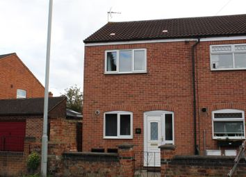 Thumbnail 2 bed end terrace house for sale in Albert Street, Newark