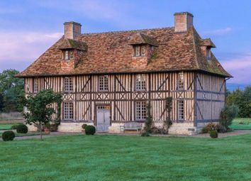 Thumbnail 4 bed property for sale in Manor 20 Minutes From The Sea, Beuvron-En-Auge, Normandy, Normandy, France