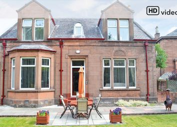 Thumbnail 4 bed detached house for sale in Jerviston Street, Motherwell