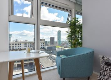 Thumbnail 1 bed flat for sale in The Cube East 200, Wharfside Street, Birmingham, West Midlands