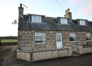 Thumbnail 3 bedroom semi-detached house to rent in Kirkhill Cottages, Elgin