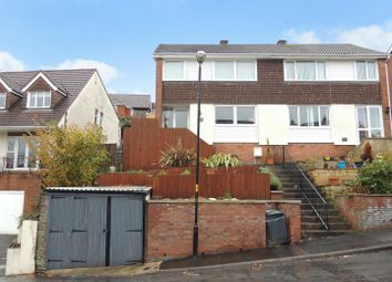 Thumbnail 3 bedroom semi-detached house for sale in Nibletts Hill, St George, Bristol