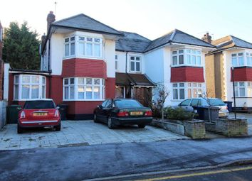 Thumbnail 4 bed semi-detached house for sale in Crown Lane, London