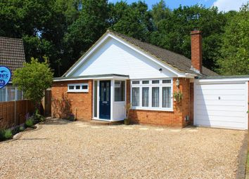 Thumbnail 3 bed detached bungalow for sale in Robin Close, Ash Vale