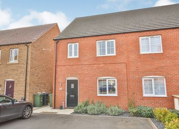 Thumbnail 3 bed end terrace house for sale in Rowe Place, Swaffham