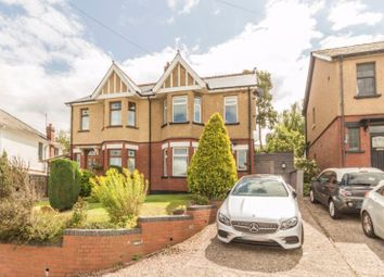 Thumbnail 3 bed semi-detached house for sale in Surrey Place, Newport