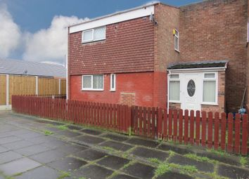 Thumbnail 3 bedroom end terrace house for sale in Doulton Close, Prenton