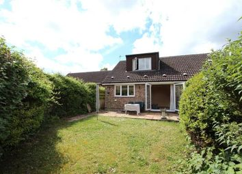 Thumbnail 3 bedroom semi-detached bungalow for sale in Meadhaven, Linton, Cambridge