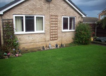 Thumbnail 3 bed detached bungalow to rent in Mill Gate, Ackworth, Wakefield