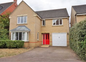 Thumbnail 4 bed detached house for sale in Trefoil Drive, Bicester