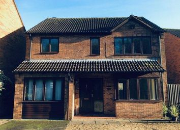 Thumbnail 4 bed detached house to rent in Amelas Close, Brierley Hill