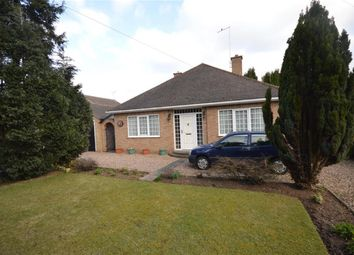 Thumbnail 2 bed detached bungalow for sale in Leicester Road, Narborough, Leicester