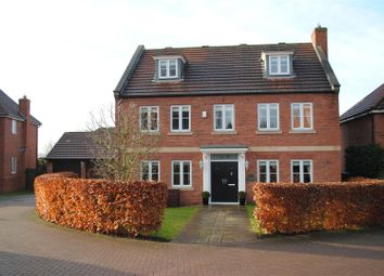 Thumbnail 5 bed detached house for sale in Bentinck Court, Worksop