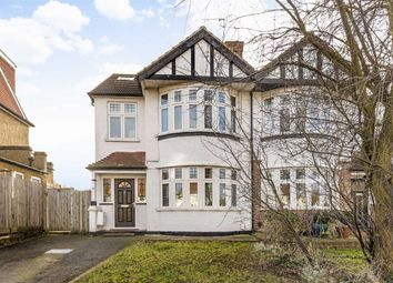 Thumbnail 5 bed semi-detached house for sale in Beresford Avenue, Berrylands, Surbiton