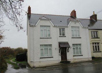 Thumbnail 4 bed end terrace house to rent in 11 Pentre Terrace, Boncath, Pembrokeshire