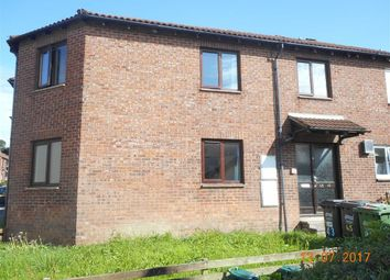 Thumbnail 2 bed flat to rent in Long Meadow Drive, Barnstaple, Devon