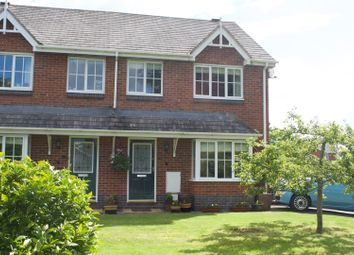 Thumbnail 3 bed semi-detached house for sale in Orchard Green, Llanymynech