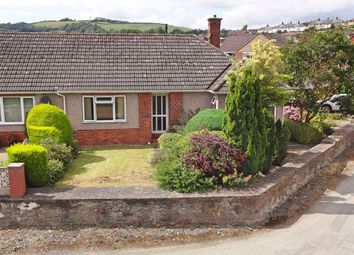 Thumbnail 2 bed bungalow for sale in Fernlea, Dolafon Road, Newtown, Powys