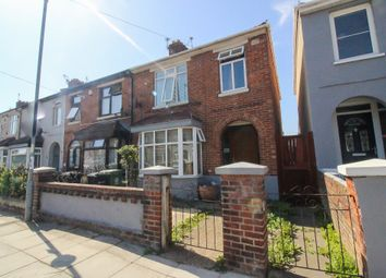 Thumbnail 3 bed end terrace house for sale in Aylen Road, Portsmouth