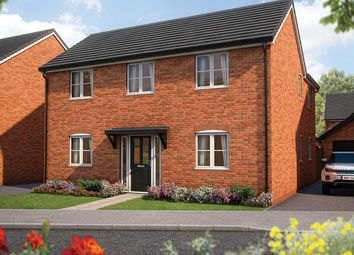 """Thumbnail 4 bed detached house for sale in """"The Knightley"""" at Oteley Road, Oteley Road, Shrewsbury, Shropshire"""