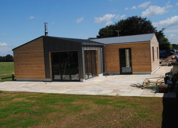 Thumbnail 3 bed detached bungalow for sale in North Wraxall, Chippenham