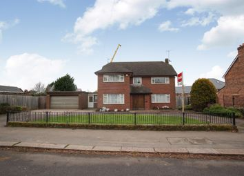 Thumbnail 4 bedroom detached house for sale in West Hill Road, Luton