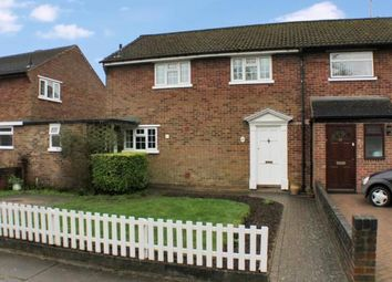 Thumbnail 3 bed semi-detached house to rent in High Oaks, St Albans