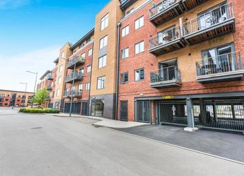 Thumbnail 2 bed flat for sale in Millwright House, Basin Road, Worcester, Worcestershire