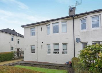 Thumbnail 2 bed flat for sale in Kelburne Oval, Paisley
