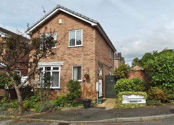 Thumbnail 3 bed detached house for sale in Minster Gardens, Newthorpe