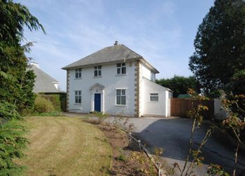 Thumbnail 3 bedroom detached house for sale in Tavistock Road, Crownhill, Plymouth